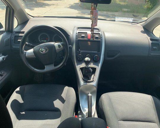 Toyota Auris - 2011, 1.4 см3 дизель_1