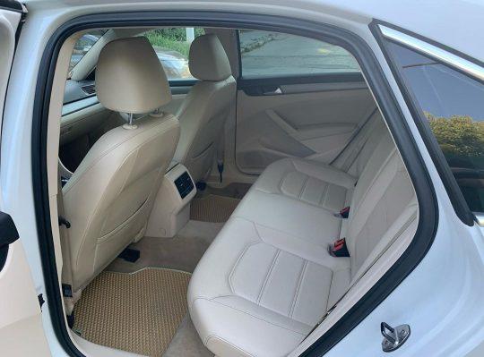 Volkswagen Passat - 2014, 1.8 turbo бензин_1