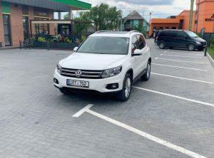 Volkswagen Tiguan - 2013, 2.0 бензин