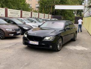 BMW 740i - 2009, 4.0 см бензин_1