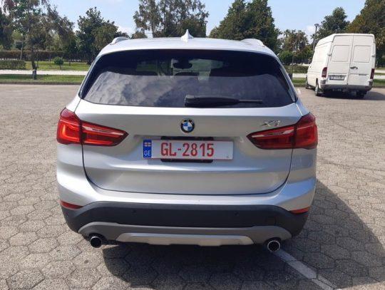 BMW X1 - 2016, 2.0 см бензин_1