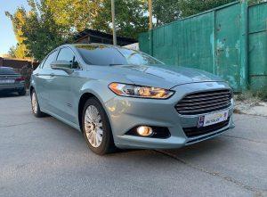 Ford Fusion - 2013, 2.0 см3 бензин-гибрид_1