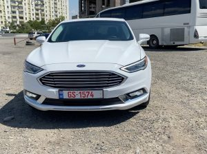 Ford Fusion - 2016, 2.0 см гибрид plug-in_1