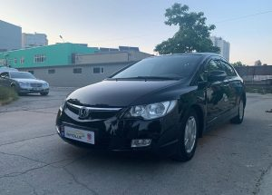 Honda Civic - 2008, 1.3 см3 бензин-гибрид_1