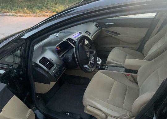 Honda Civic - 2008, 1.3 см3 бензин-гибрид_1