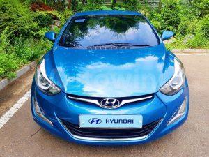 Hyundai Avante - 2016, 1.6 см дизель_1