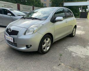 Toyota Yaris - 2006, 1.3 см3 бензин_1