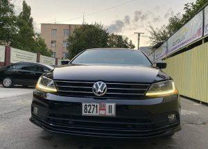 Volkswagen Jetta - 2016, 1.4 см3 бензин_2