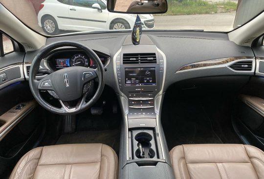Lincoln MKZ - 2014, 2.0 см бензин-гибрид_1