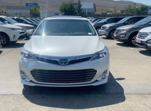 Toyota Avalon LIMITED - 2013, 2.5 см бензин-гибрид_1