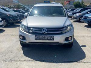 Volkswagen Tiguan - 2012, 2.0 см бензин_1